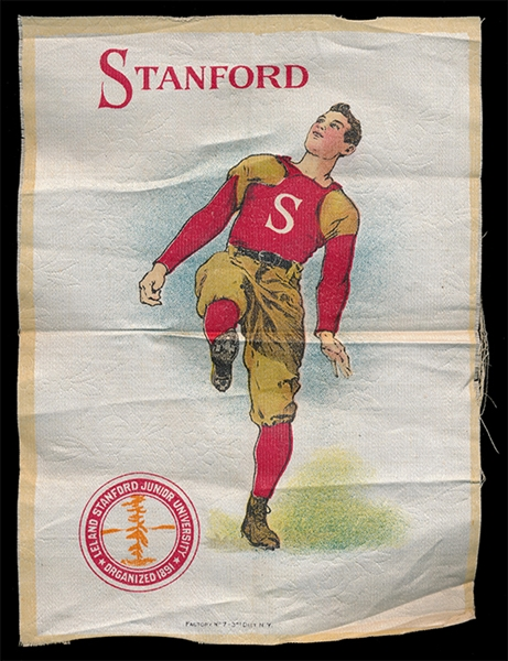 FB 1910 S21 Stanford Football Silk