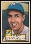 BB 52T #11 Phil Rizzuto Red Back