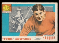 FB 55T All American #36 Turk Edwards