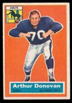 FB 56T #36 Art Donovan Rookie