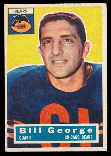 FB 56T #47 Bill George