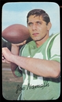 FB 70T Super #33 Joe Namath