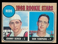 BB 68T #247 Johnny Bench Rookie