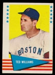 BB 61F #152 Ted Williams