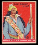 NS 33G Indian #166 The Great King